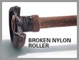 Broken Roller Repair In Modesto, CA
