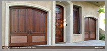 Residential Wood Doors